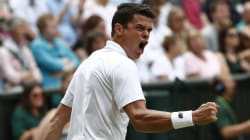 Raonic en finale de Wimbledon!