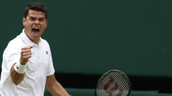 Milos Raonic Makes Canadian Tennis