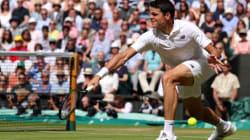Milos Raonic s'incline contre Andy Murray en finale à Wimbledon