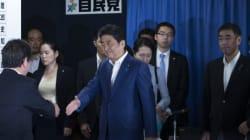 Élections au Japon: la coalition de Shinzo Abe restera au