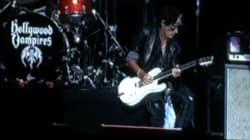 Le guitariste d'Aerosmith s'évanouit en plein
