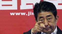 安倍首相、憲法改正は「柔軟な姿勢で」→自民党「改憲草案は撤回しない」と表明
