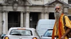 L'ex commercialista romano è un monaco indù. L'incredibile storia di