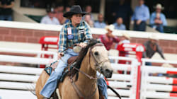 67-Year-Old Barrel Racer Wows Crowd At Calgary