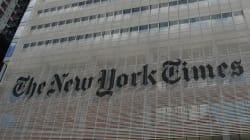 Le New York Times réduit le nombre des articles gratuits sur son site