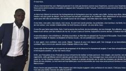 La très belle lettre de Sissoko pour remercier les supporters des
