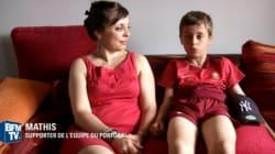 Le petit Portugais qui a consolé un supporter français raconte la