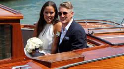 Bastian Schweinsteiger et Ana Ivanovic se sont mariés à