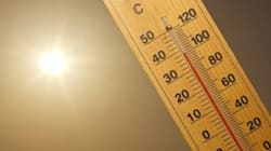 Vague de chaleur et