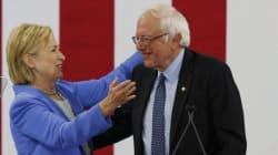 Sanders appoggia Clinton:
