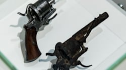 Le pistolet du suicide de Van Gogh exposé à