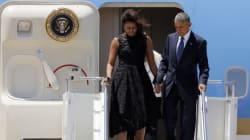 Obama a Dallas per la cerimonia commemorativa dei cinque agenti