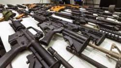 Una niña de seis años recibe por error un rifle como regalo de