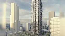 Edmonton Highrise Is Designed For The