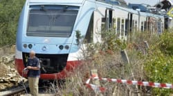 Un mese dopo lo scontro tra treni in