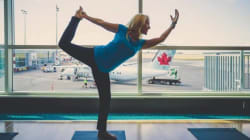 Vancouver Airport Out-Vancouvers Itself With New Yoga