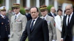 Hollande annonce la fin de l'opération Sangaris pour