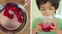 How To Make Delicious Pink Lemonade... With