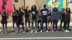 Fashion Blogger Brings Black Lives Matter Protest To NYFW: