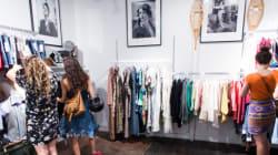 Styles de soirée: le défilé 100% vintage, éthique et écologique de La Gaillarde