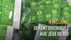 Des condoms pour préserver la forêt