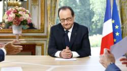 Entre Macron et son coiffeur, Hollande tente de restaurer