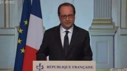 Après l'attaque de Nice, François Hollande renonce à mettre fin à l'état