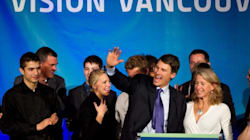 Vancouver Mayor's Foster Son