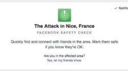 Facebook attiva il Safety Check per la terza volta in 5