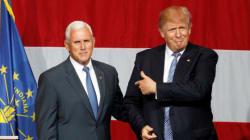 Trump choisit Mike Pence comme