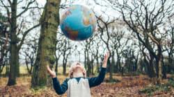Forum social mondial: par terre, pour la