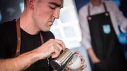 Serez-vous le prochain champion d'art latte du