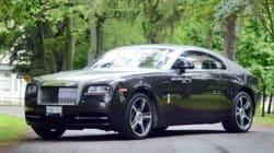 Essai routier Rolls-Royce Wraith 2016 : Papa serait content