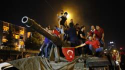 La photo du jour : le coup d'État en