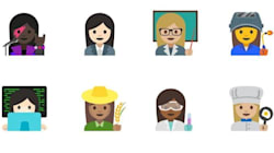New Emojis Toss Gender Stereotypes Out The