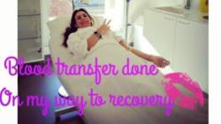Le message plein d'optimisme de Marion Bartoli depuis son lit