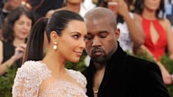 Kanye West et Kim Kardashian deviennent modèles pour Balmain