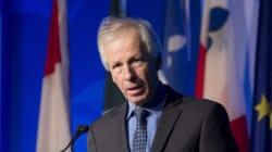 Le ministre Dion appelle les Canadiens à la prudence en