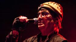 La vedette du punk Alan Vega est