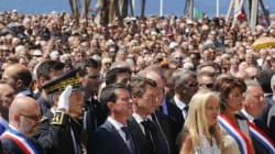 Manuel Valls sifflé à son arrivée pour la minute de