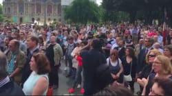 VIDÉO - La minute de silence à Nice et ailleurs en