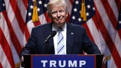 Trump officiellement désigné candidat