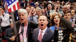 Les anti-Trump ont bien semé la pagaille à la convention de Cleveland, mais en