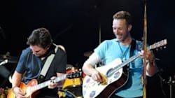 Michael J. Fox a rejoint Coldplay sur