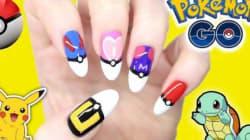 Les plus belles manucures inspirées de Pokémon