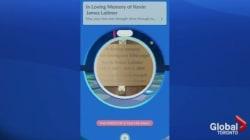 Une plaque à la mémoire d'un bambin canadien mort envahie par les adeptes de Pokémon