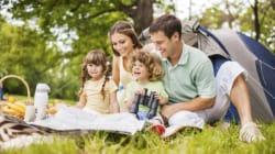 12 astuces pour vous faciliter la vie en camping avec des