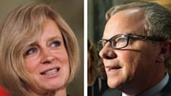 Notley Says Wall's Beer Tax Comments Are A 'Political
