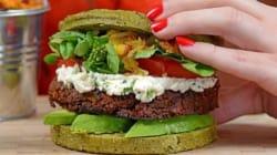 「世界一ヘルシーなハンバーガー」の材料、知りたい?