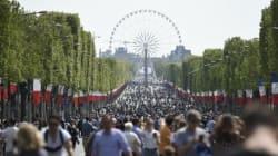 Pas de piétonisation des Champs-Élysées en août pour raisons de